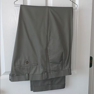 Mens khaki slacks